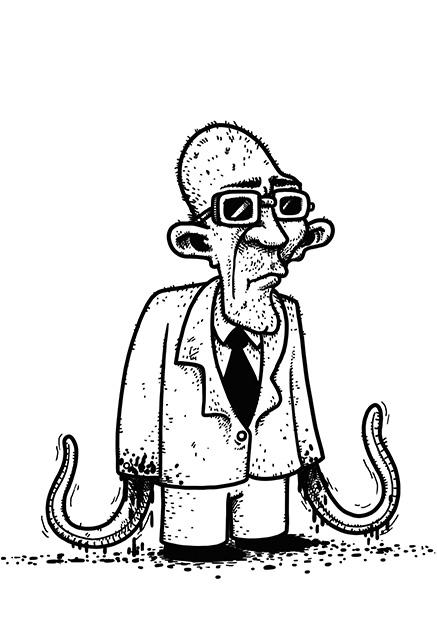 tentacleman